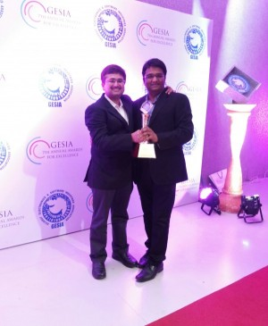 Aruhat Best Software Company Award