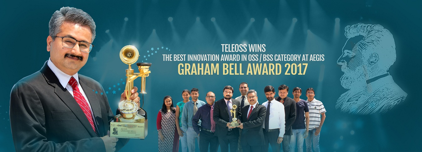 TeleOSS Wins - The Graham Bell Award